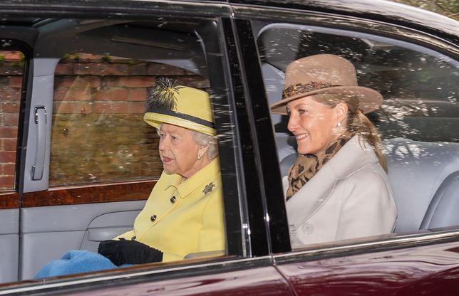 Zofia jest coraz częściej widywana u boku królowej