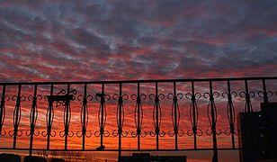 Zachód słońca w obiektywie warszawiaków (WASZE ZDJĘCIA)