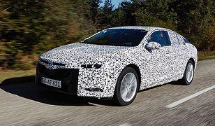 Nowy Opel Insignia: powiększyć i odchudzić