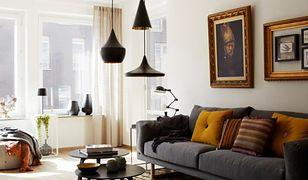 Oświetlenie salonu – zdjęcia