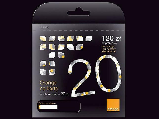 600 SMS-ów do wszystkich sieci oraz 2000 minut i SMS-ów w Orange na kartę