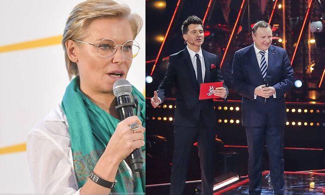 """Paulina Młynarska skomentowała wpis Kammela i jego """"róbmy swoje"""""""