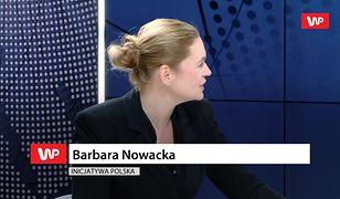 Burza wokół marynarki Natalii Nykiel. Barbara Nowacka komentuje