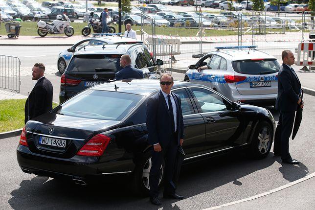 Dwa nowe samochody ma niedługo otrzymać Służba Ochrony Państwa
