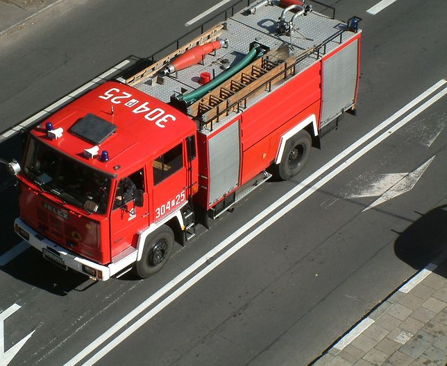 Alarm bombowy i matura 2019. Strażacy dostali wiele zgłoszeń o podłożonych ładunkach