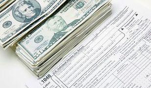 Państwo oddaje podatki