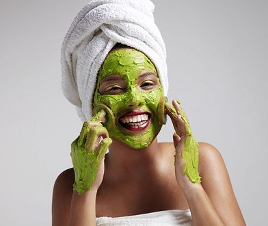 Maseczka z zielonej glinki. Glinka w kosmetyce
