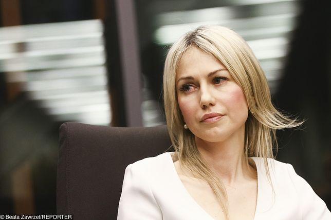 Środowisko dziennikarskie solidaryzowało się z Magdaleną Ogórek po incydencie przed siedzibą TVP Info