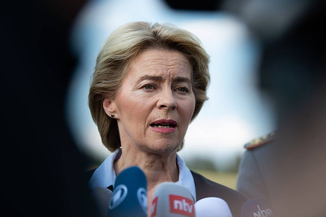 Ursula von der Leyen, przyszła prawdopodobna szefowa KE