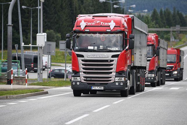 Polsko-słowackie przejście graniczne w Barwinku