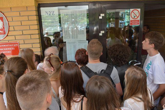Kraków. Rekrutacja dla 2500 uczniów to póki co powód do nerwów