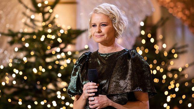 Małgorzata Kożuchowska wierzy,  że przyszłoroczne święta będą inne.