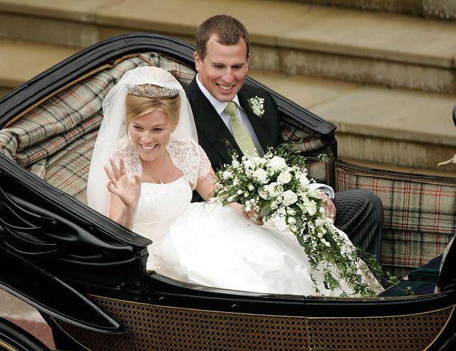 Peter Phillips się rozwodzi. Królowa Elżbieta odchodzi od zmysłów