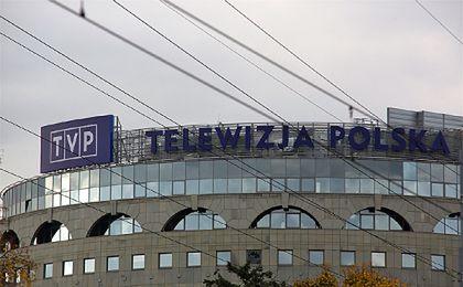 Telewizja Polska po pierwszym półroczu na plusie