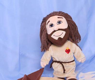 Pluszowy Jezus oferowany przez Dystrybucję Katolicką