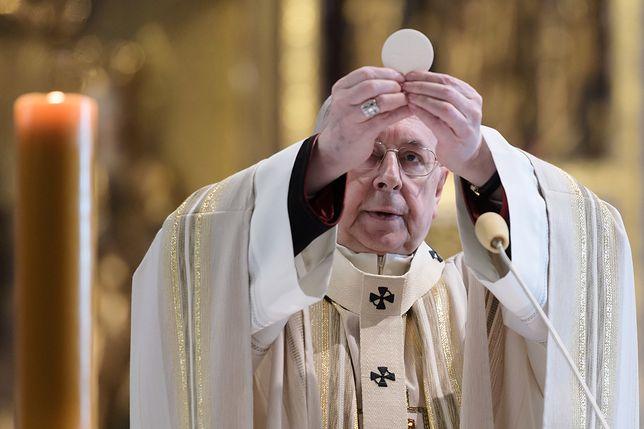 Abp Stanisław Gądecki miał przekazać dokumenty prokuraturze. Kuria twierdzi, że zostały przekazane do Watykanu