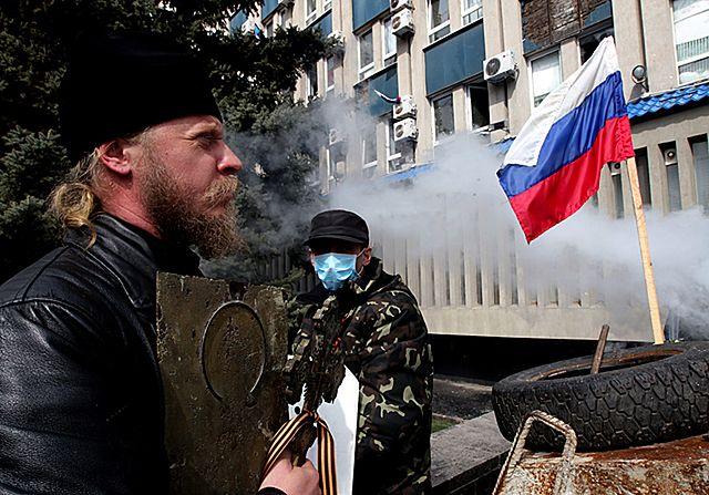 Ultimatum rosyjskich separatystów. Są gotowi do walki