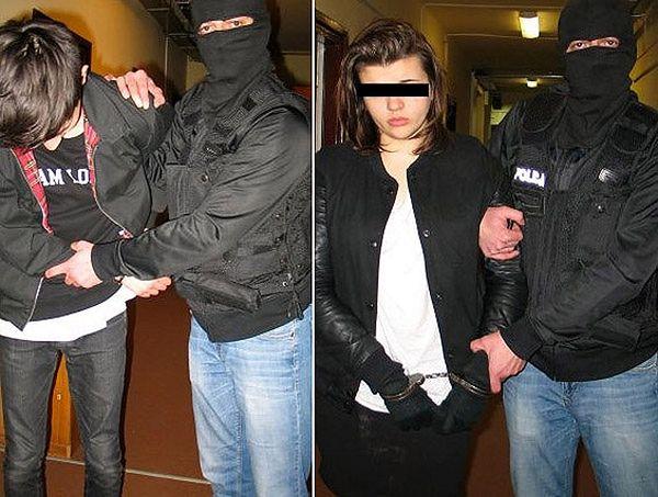 Sąd: Kamil N., zabójca rodziców w Rakowiskach - niegodny dziedziczenia po nich