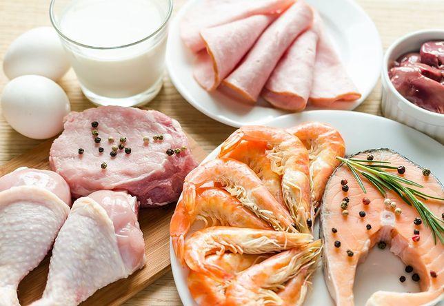 Mięso i nabiał to składniki I fazy diety Dukana