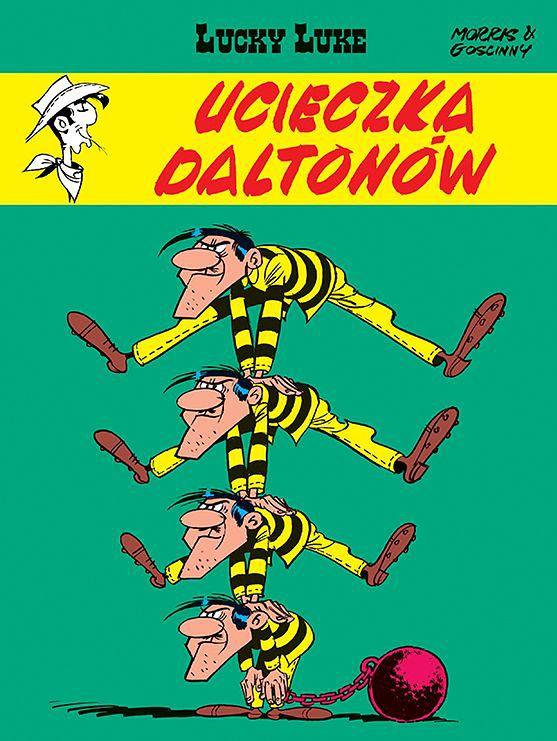 """""""Lucky Luke: Ucieczka Daltonów"""": Pragnienie zemsty silniejsze niż kajdany [RECENZJA]"""