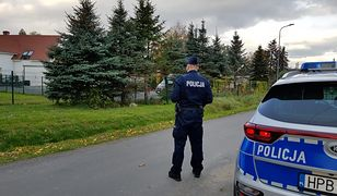 Policjanci poszukiwali 5-latka. Zabrała go matka bez praw rodzicielskich
