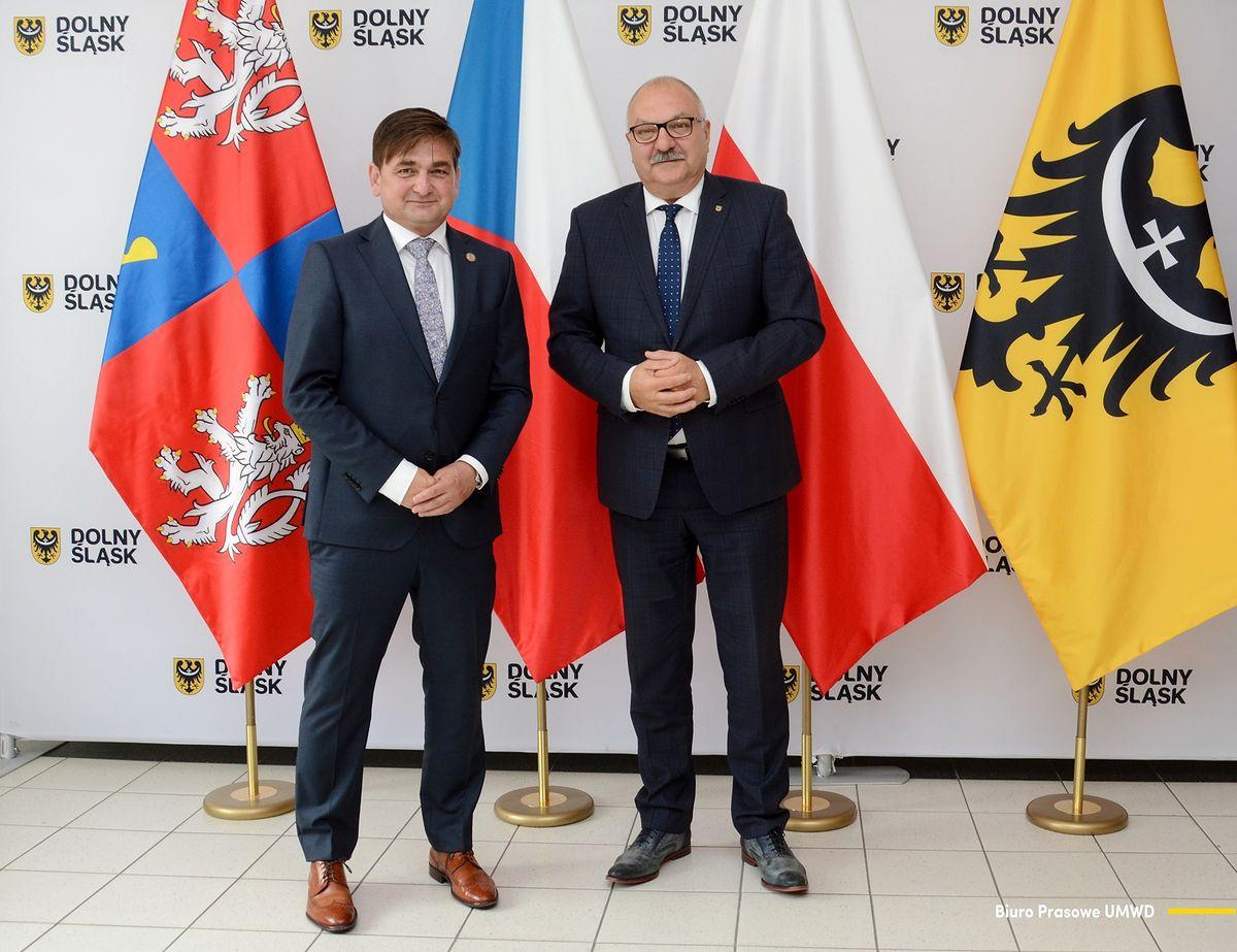Wrocław. Współpraca polsko-czeska. Początek wspólnych działań przygranicznych