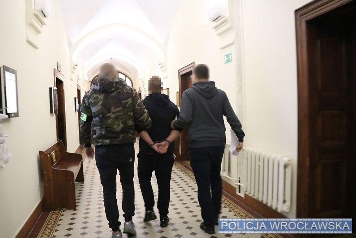 """""""Gwałciciel z Jagodna"""" zatrzymany. Groził kobietom"""