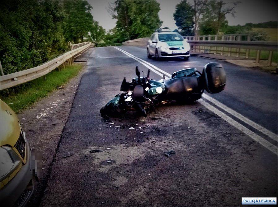 Sezon motocyklowy w pełni. Tragiczny wypadek w Radzimowie