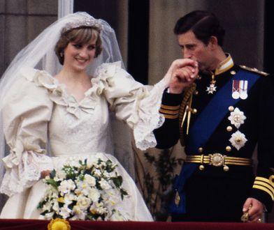 Suknia ślubna księżnej Diany. Ukryty przekaz ujawniony po latach