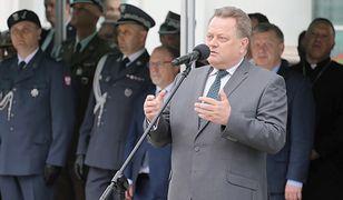 Jarosław Zieliński zapewnił, że to Marek Opioła miał oszukać policję