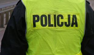 Na miejscu pracuje policja