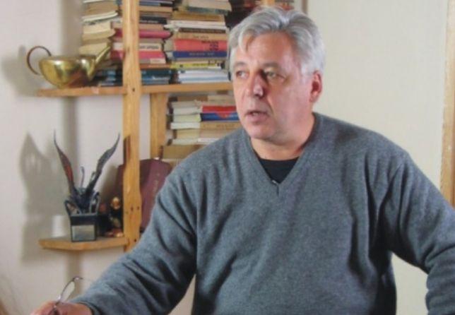 """Aleksander Maciejewski, kadr z filmu dokumentalnego """"Czerwiak"""", reż. Monika Kowalska i Zbigniew Sejwa"""