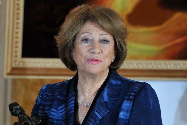 Barbara Borys-Damięcka – reżyserka, która została marszałkiem seniorem