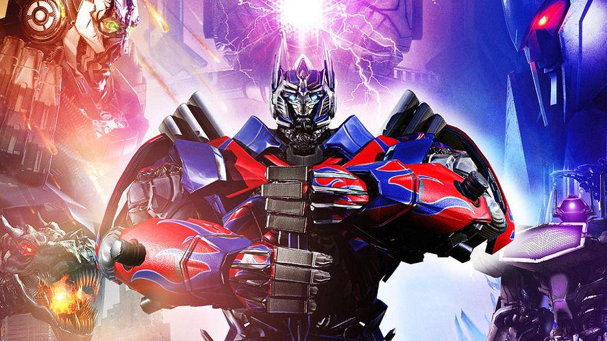 Transformers: Rise of the Dark Spark — na strzelnicy z ulubionymi robotami