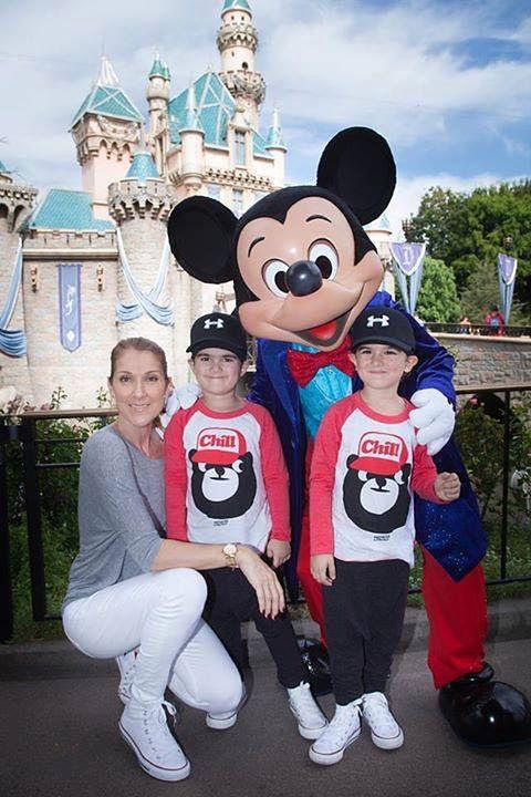 Celine Dion ma trójkę dzieci, każde pochodzi z in-vitro
