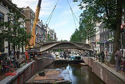 Holendrzy wydrukowali sobie most