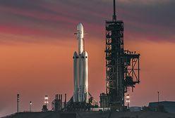 Bezos osiągnął swój cel, NASA zawiesiła kontrakt ze SpaceX