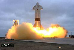 Starship Elona Muska przeszedł bardzo trudny test. Tym razem nie wybuchł - co było nie tak wcześniej?