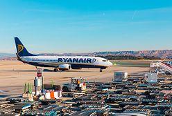 Ryanair ukarany. Przewoźnik musi zwrócić pieniądze