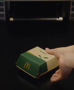 McDonald's gra w zielone. Wypuszcza w pełni wegańskiego roślinnego burgera