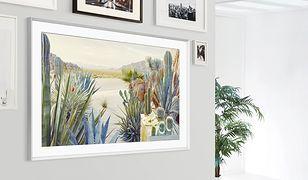 Telewizor Samsung The Frame debiutuje podczas 47. Aukcji Nowej Sztuki