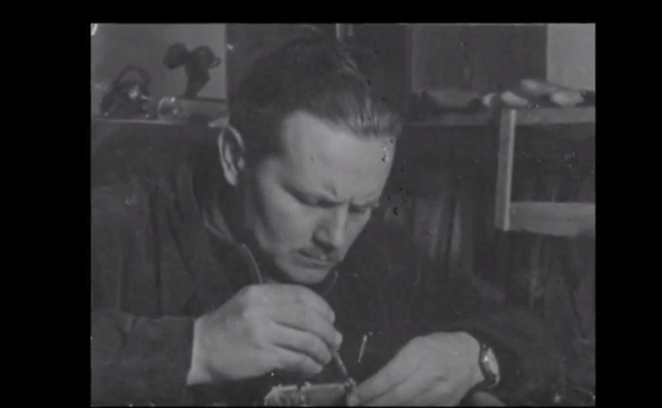 """""""Łódź podwodna"""" - niezwykła radiostacja Polski Podziemnej, której Niemcy nigdy nie znaleźli"""