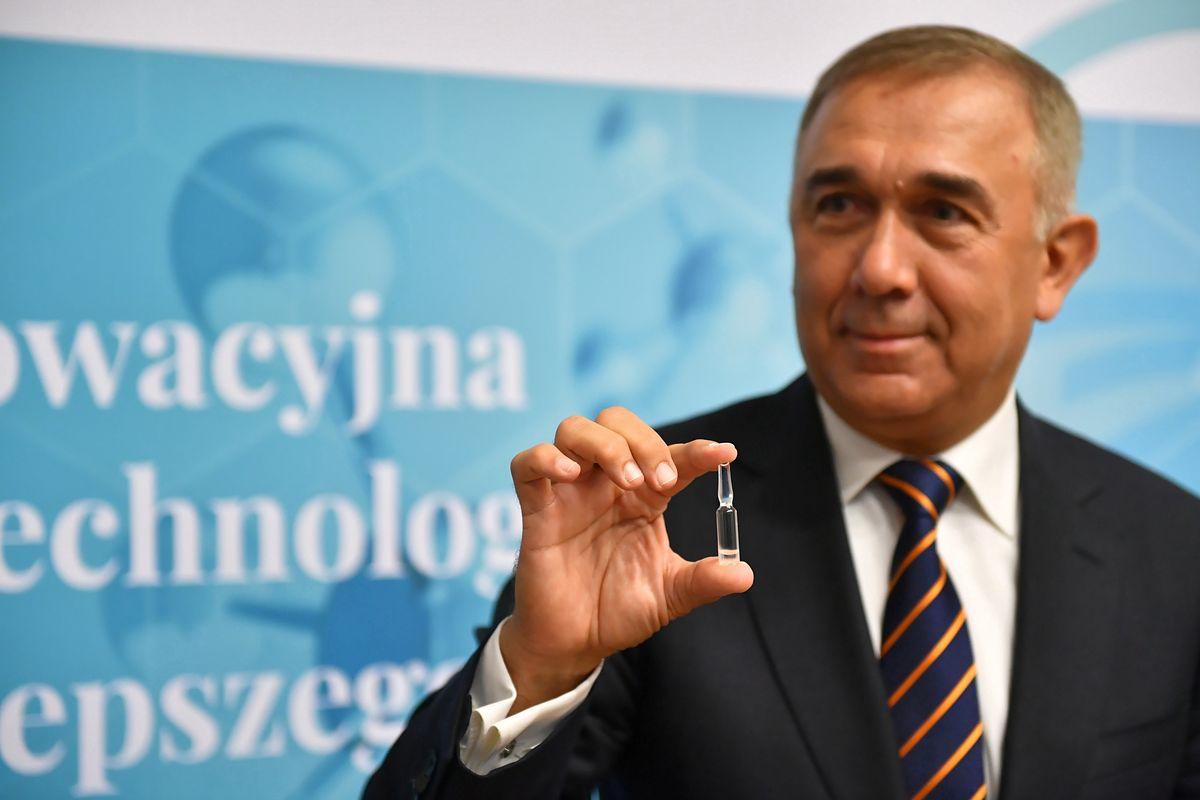 Polski lek na COVID-19 od Biomed Lublin