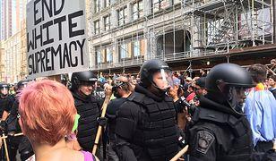 Zamieszki w Bostonie. Policja aresztowała 27 osób po manifestacjach