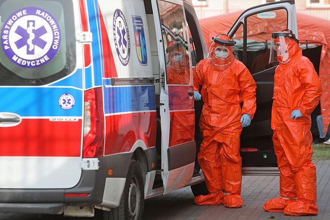 Koronawirus w Polsce. Zmarła 27-letnia kobieta zakażona wirusem.