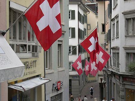 Tajemnica sukcesu Szwajcarii