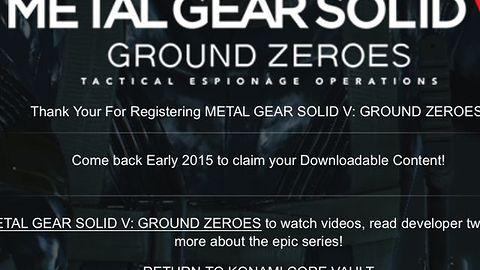 Wygląda na to, że Metal Gear Solid V: The Phantom Pain faktycznie wyjdzie w przyszłym roku
