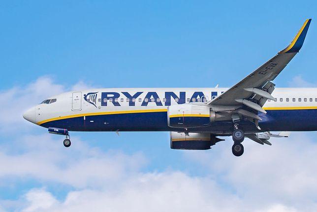 Ryanair zwróci pieniądze za odwołane loty. Przewoźnik podał szczegóły