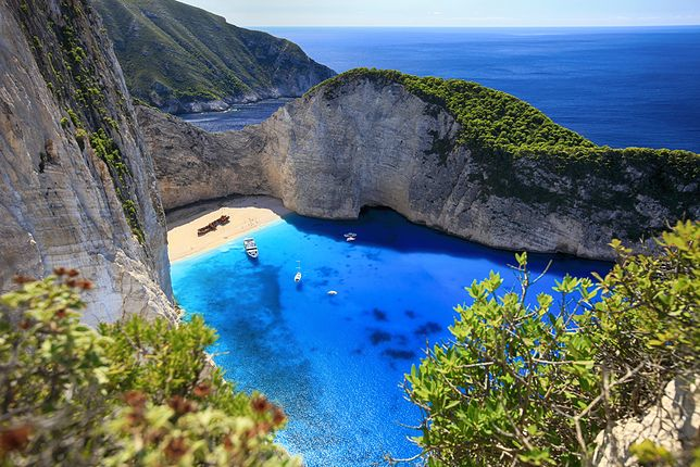 Wczasy na Zakynthos. Największe atrakcje słynnej greckiej wyspy