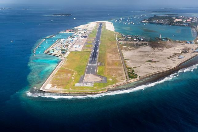 Port lotniczy Male, Malediwy